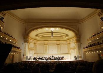 MSU Wind Symphony at Carnegie Hall