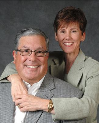 Bob and Julie Skandalaris