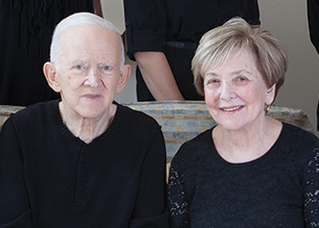 William and Audrey Farber