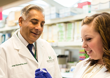 Asgi Fazleabas came to MSU when the College of Human Medicine's Center for Women's Health was simply a vision--today he leads it.