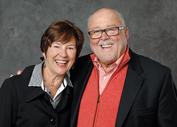 Peter and Joan Secchia