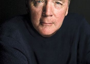 With $60,000 in scholarship support, best-selling author James Patterson is helping to ready future teachers for promoting literacy in urban areas.  Photo by Deborah Feingold.